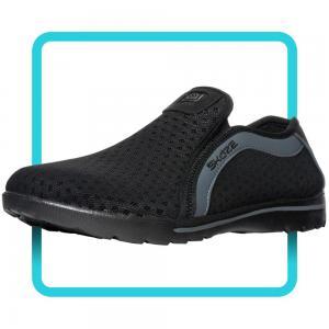 Skuze Shoes Venice - Black & Grey