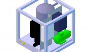 Compressor Box - VRV16E1