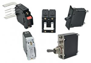 A-Series Compact Hydraulic Magnetic Circuit Breaker