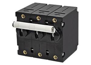 B-Series Hydraulic Magnetic Circuit Breaker