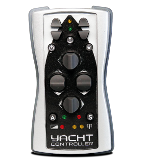 Yacht Controller Dual Band Plus - Wireless Remote Control of Your Yacht