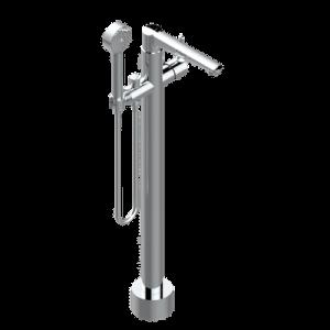 Free-standing single lever bath mixer with handshower | G7F-6508S — Bondi — THG