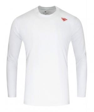 Surrender Not! White Long Sleeve T-Shirt
