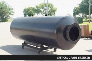 Exhaust Accessories - Critical Grade Silencer