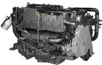 LP Series - Sterndrive Engines - 6LPA-STZP2