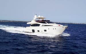LA PACE by Ferretti Yachts