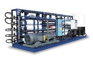 SW Series Reverse Osmosis Systems