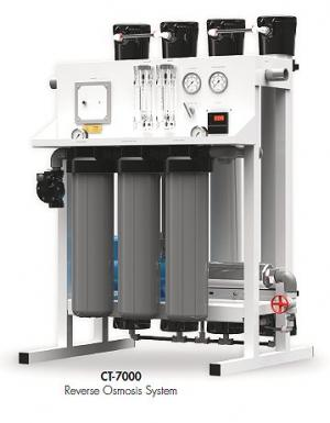 Commercial Watermakers | Reverse Osmosis Systems AT, BT, CT, DT Series 500 - 20,000 GPD