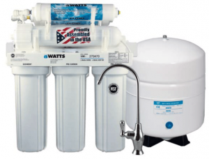 Residential Watermakers   Watts 525 Premium Series RO Systems