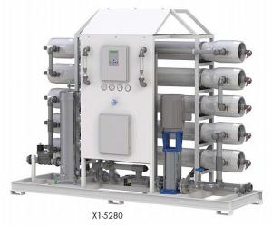 Commercial Watermakers   X1-Series Reverse Osmosis Systems 28,000 - 180,000 GPD
