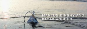 Mantus Dinghy Anchor