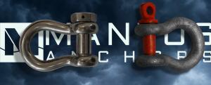 Mantus Anchor Shackles