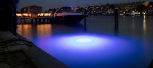 Mega-Watt Underwater LED Lighting System