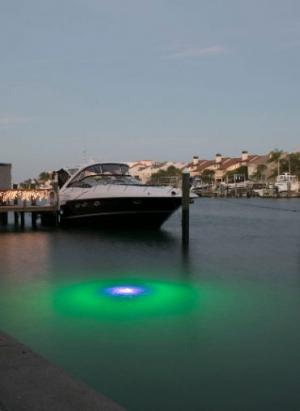 Mega-Watt IRIS Underwater LED Lighting System