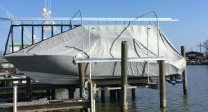 Marine Concepts Open Air Cover System