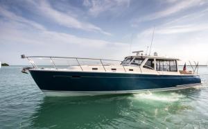 2018 MJM Yachts 50z