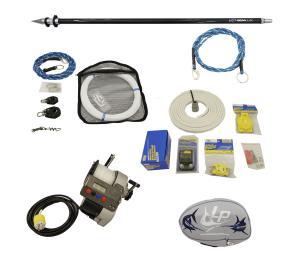 GEMLUX Two Speed Dredge Fishing Kit
