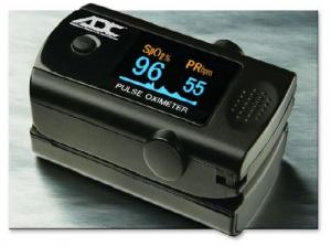 ADC Diagnostix 2100 Digital Fingertip Pulse Oximeter