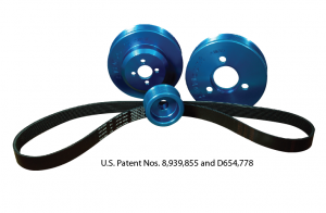 AltMount® Serpentine Pulley Kits