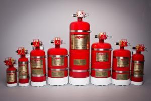 MA2 Fire Extinguisher