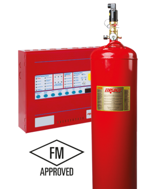 MAE Series Fire Detection & Suppression System