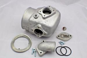 D6 Stainless Steel Exhaust Kit
