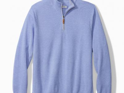 Coolside IslandZone® Half-Zip Sweater